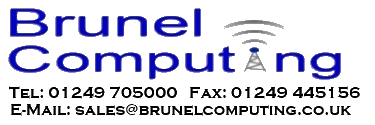 Brunel Computing Ltd Shop
